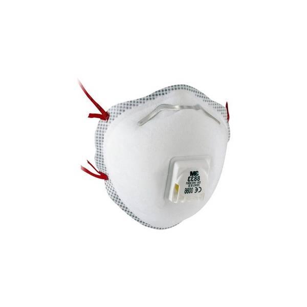 Maschera Di Protezione Respiratoria Da 3m 5e578ad5df6f9