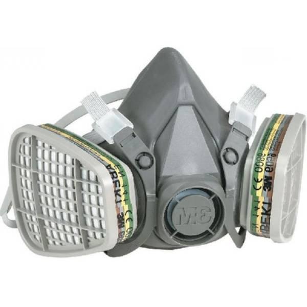 Maschera Completa Di Protezione Respiratoria 5e578aebb2822