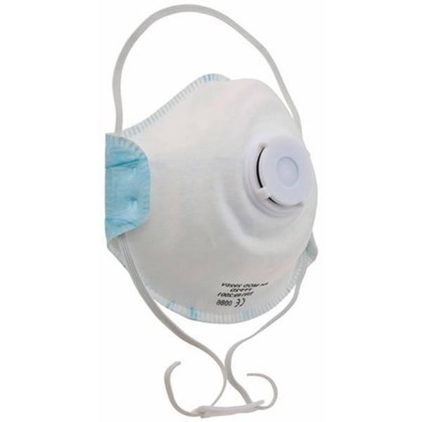 Maschera Protettiva Respiratoria Polvere Fine 5e578ae321cc8